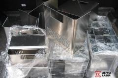 Гибка корпусов и шасси из листового алюминия